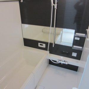 1坪サイズ浴室